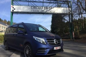 Circuit van Spa Francorchamps