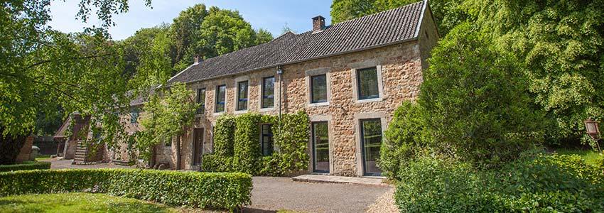 Vakantiehuis in de Belgische Ardennen voor 28 personen